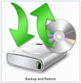 Backup and Restore MYOB datafile