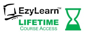 EzyLearn LIFETIME Student Course Access image for MYOB, Excel WordPress & Social Media Marketing Courses