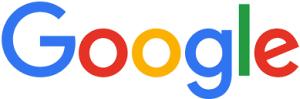 Google logo for Search engine optimisation social media and digital marketing training course study