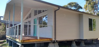 Granny flat portable building development for investment - smaller