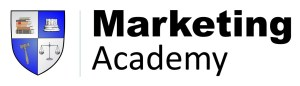 Marketing Academy logo for learning marketing and digital media online training courses study in Facebook, WordPress, Google and Social Media and CPD