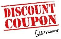 EzyLearn Discount Voucher Coupons online training for Office, Excel, Xero, MYOB, Marketing courses 2