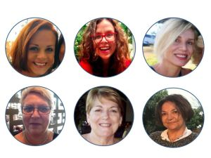 image showing people who have given testimonials