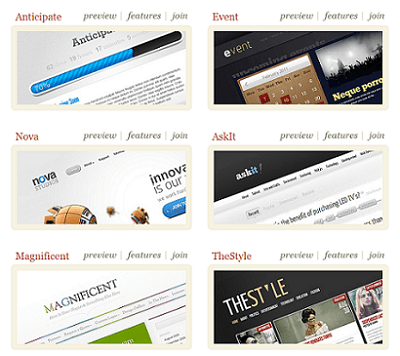 WordPress Training Course with premium themes
