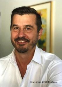 Steve Slisar EzyLearn CEO