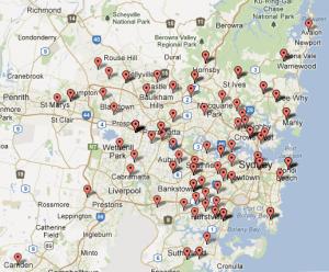 Sydney bookkeepers Parramatta, hornsby, chatswood, bankstown, liverpool, hurstville, brookvale