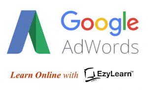 EzyLearn Online Courses Google Adwords Training