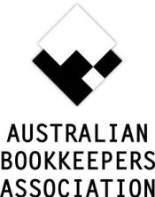 Australian Bookkeepers Association, ABN, Austbook industry association for registered BAS Agent using Xero, MYOB, QuickBooks logo 2