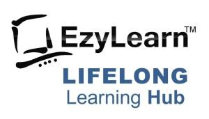 EzyLearn LIFELONG Learning Hub Logo Excel, Xero, MYOB, QuickBooks