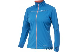 Veste Craft performance running femme