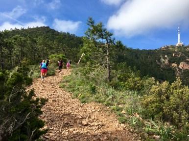 Trail des Balcons d'Azur