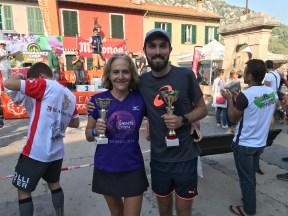 Un podium sur le 42 kms de Gorbio