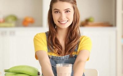 Biofibra de banana verde, adelgaza, baja el azúcar y mejora la salud en general