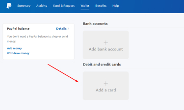 PayPal Verification step 6