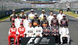 F1 2015 Entry list, Schedule and Results