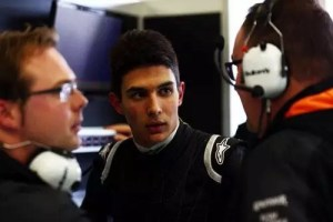 Esteban Ocon / Force India, In-Seaseon Test 2 Red Bull Ring, Spielberg