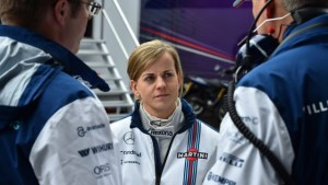 Susie Wolff / Williams, In-Seaseon Test 2 Red Bull Ring, Spielberg