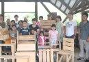 平成27年度 親子木工教室を開催しました。