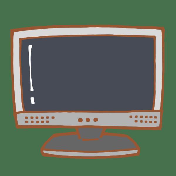 家具レンタル:テレビ