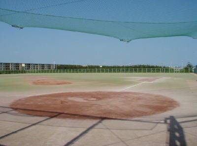辻堂南部公園野球場