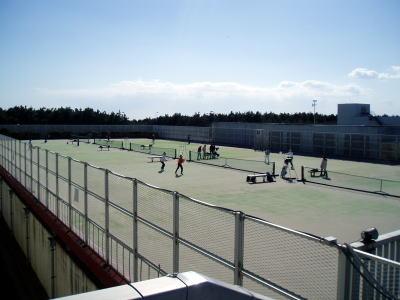 辻堂南部公園テニスコート