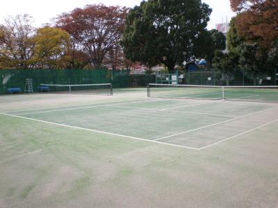 湘南台テニスコート