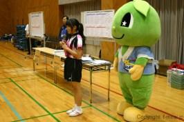 ふれあいスポーツ交流会~卓球~