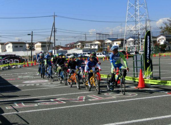サイクルチャレンジ藤沢in秋葉台