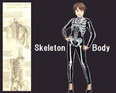 人間・骨格