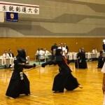 第30回全国高校生銃剣道大会