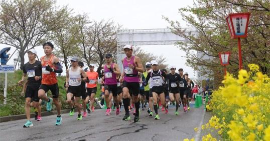 第32回燕さくらマラソン大会