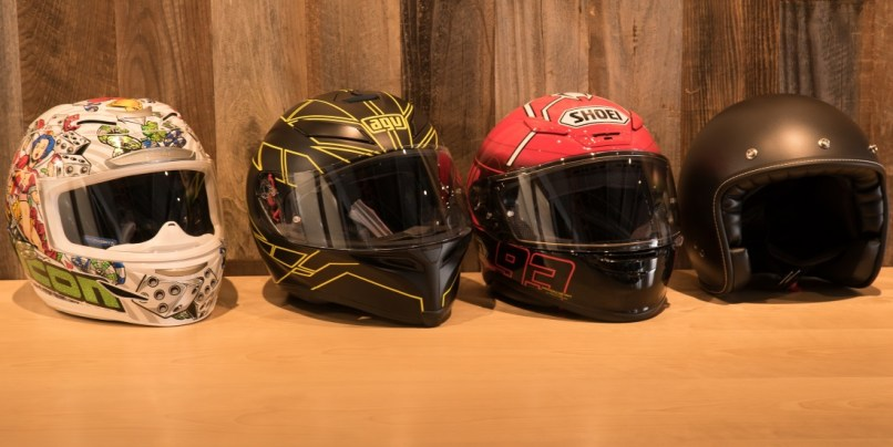 Motorcycle Helmet Size Guide How To