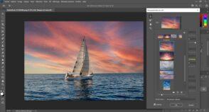 Comment remplacer le ciel d'une photo sur Photoshop