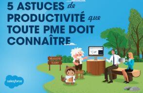 5 astuces pour booster la productivité de sa PME