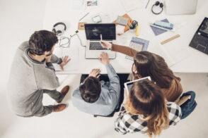 L'École Multimédia vous forme aux métiers de la création, de la communication et du développement