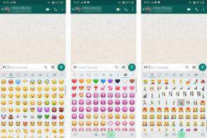 WhatsApp : 217 nouveaux emojis arrivent sur Android