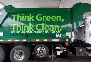 think green clean