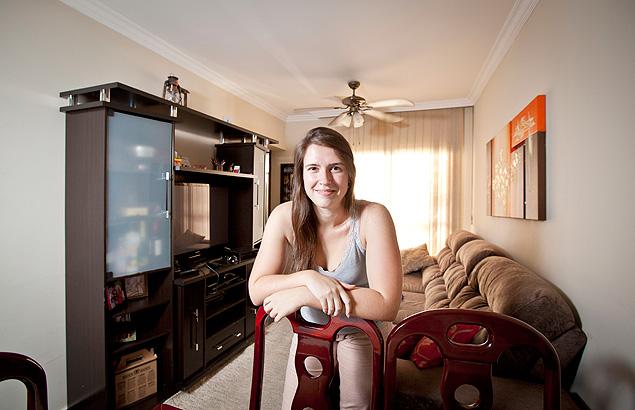 Ane Madureira deu como garantia um terreno em Itatiba (São Paulo) e R$ 100 mil emprestados pelo banco para terminar de construir uma casa no local