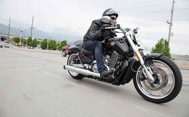 Harley-Davidson V-Rod Muscle é a moto mais vendida da marca no Brasil