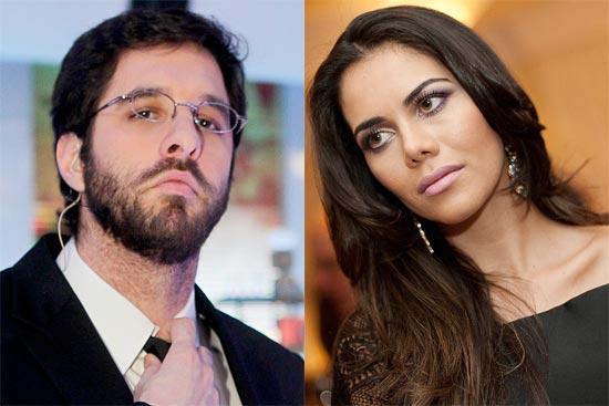 Rafinha Bastos pediu desculpas por piada com Daniela Albuquerque