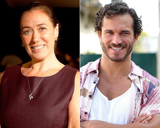 Griselda (Lilia Cabral) e Guaracy (Paulo Rocha)