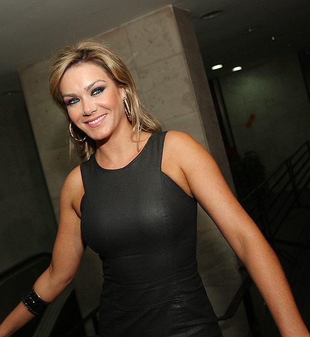 A apresentadora e atriz Luize Altenhofen