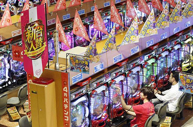 Tóquio venceu nas categorias bares e compras