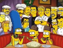 """Episódio da atual temporada de """"Os Simpsons"""" terá participação de chefs famosos, como Gordon Ramsay"""