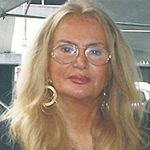 Procuradora aposentada Vera Lúcia, acusada de agressão no Rio