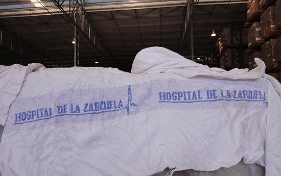 Lixo hospitalar vindo da Espanha é barrado em porto de SC