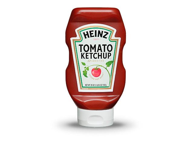 Anvisa detecta pelos de rato em embalagem de catchup Heinz