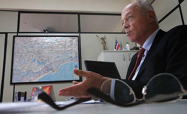 Julio Cesar Fernandes Neves, ouvidor da Polícia de São Paulo