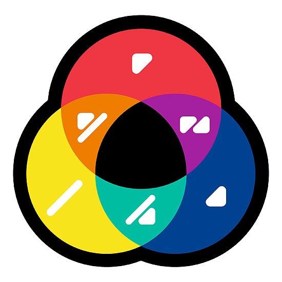 O código de identificação de cores para daltônicos ColorADD