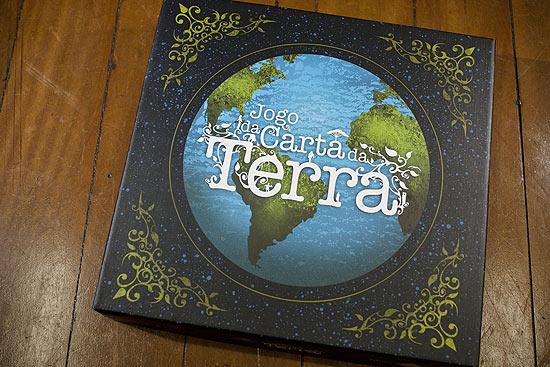 Brinquedo trabalha princípios da Carta da Terra, que completou 10 anos em 2010